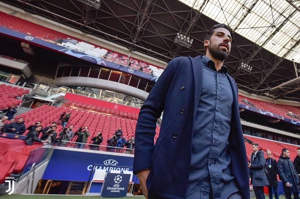 Ronaldocùng Juventus đổ bộ Amsterdam, sẵn sàng chiến Ajax