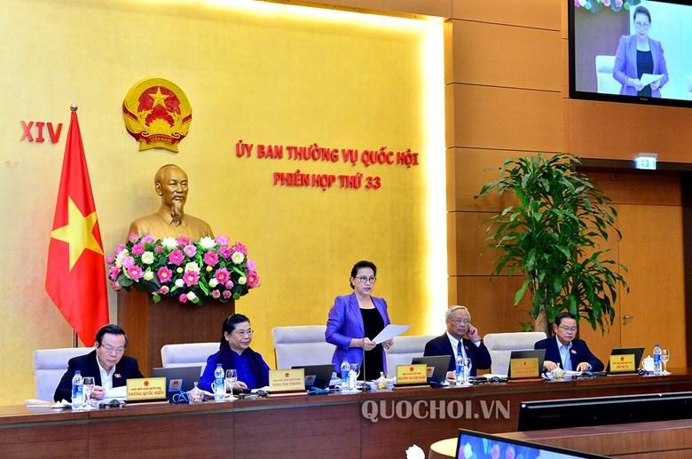 Chủ tịch QH: Không được lùi sửa luật Đất đai vô thời hạn