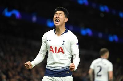 Điều bất ngờ khó tin sau bàn thắng của Son Heung-min
