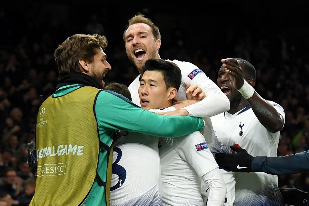 Son Heung-min,Tottenham,Harry Kane,Man City,Guardiola