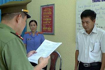 Khởi tố cựu Thiếu tá Công an trong vụ gian lận điểm thi tại Sơn La