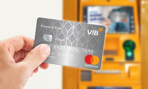 Luôn chủ động tài chính với thẻ tín dụng rút tiền mặt