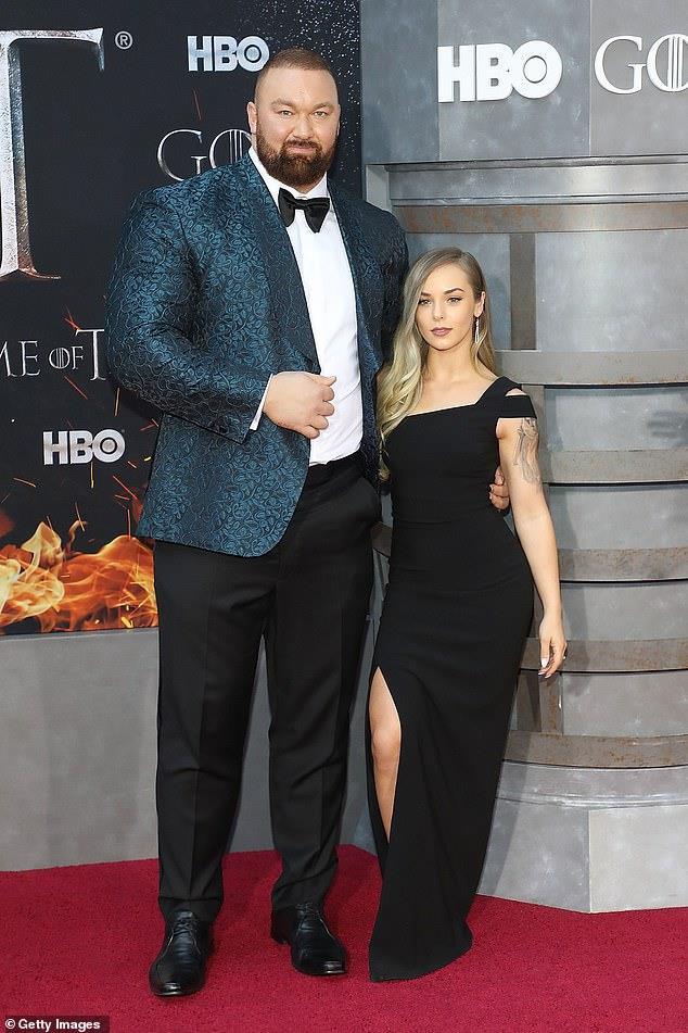 Sao 'Game of Thrones' vẫn là người đàn ông khỏe nhất châu Âu