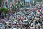 Motorbike ban was transport department director's proposal: Hanoi chairman