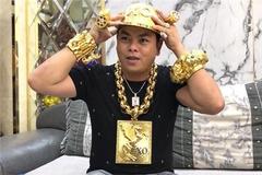 Phúc XO, người đeo vàng nhiều nhất Việt Nam bị tạm giữ