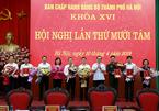Trao quyết định nhân sự của Ban Bí thư tại Hà Nội