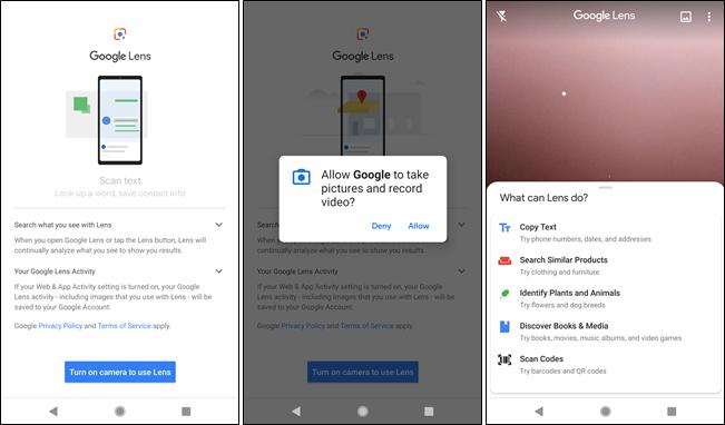 Cách quét mã QR trên Android không cần cài thêm ứng dụng