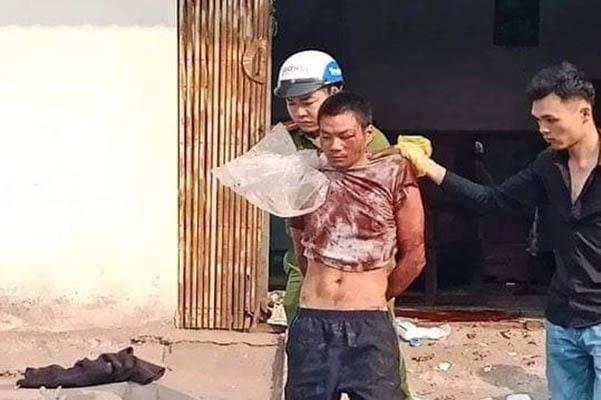 Con trai chém bố mẹ nguy kịch ở Lạng Sơn
