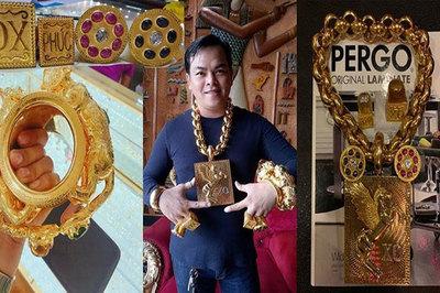 Vì sao Phúc XO, đại gia đeo vàng nhiều nhất Việt Nam bị công an tạm giữ?