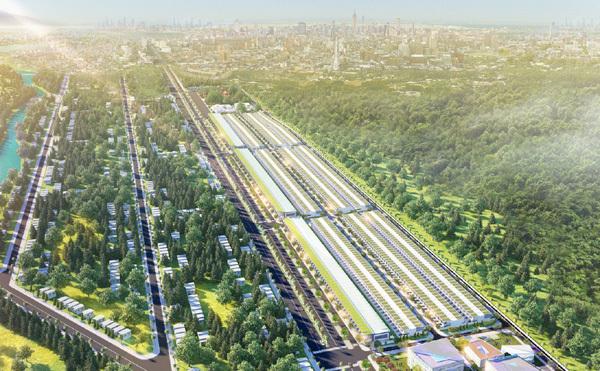 Chính thức nhận đặt chỗ dự án Megacity Kon Tum