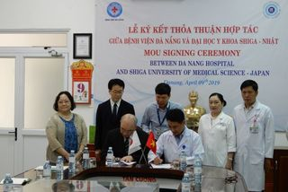Da Nang hospital, Japanese university co-operate in stem transplant