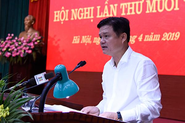 Hà Nội kỷ luật 161 đảng viên