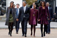Thu nhập khủng, nhà Obama tiêu tiền thế nào?