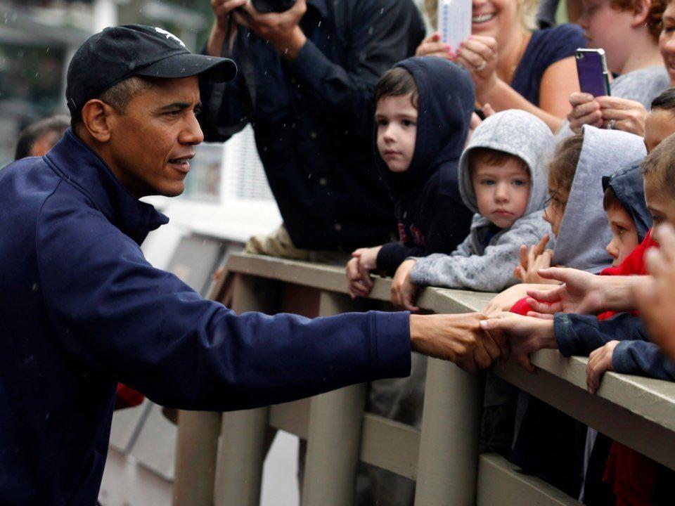 Barack Obam,Michelle Obama,Mỹ