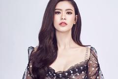 Trương Quỳnh Anh quá đẹp trong chiếc váy mỏng như sương tưởng như nhìn thấu tất cả
