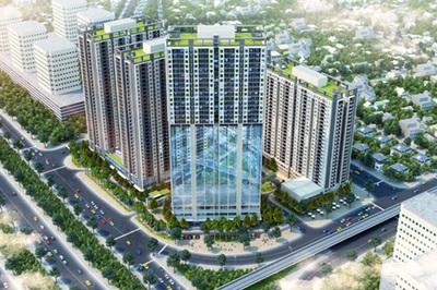 Hà Nội: Căn hộ 60m2 giá 1 tỷ đồng khan hiếm