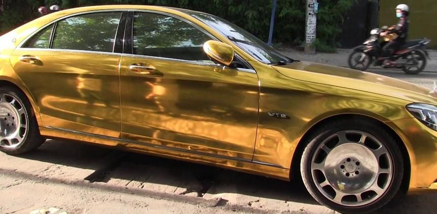 Nhìn lại dàn xe mạ vàng, mô tô khủng gây sốt của Phúc XO