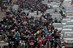Chủ tịch Hà Nội: 'Lợi ích nhóm doanh nghiệp sản xuất xe máy rất lớn'