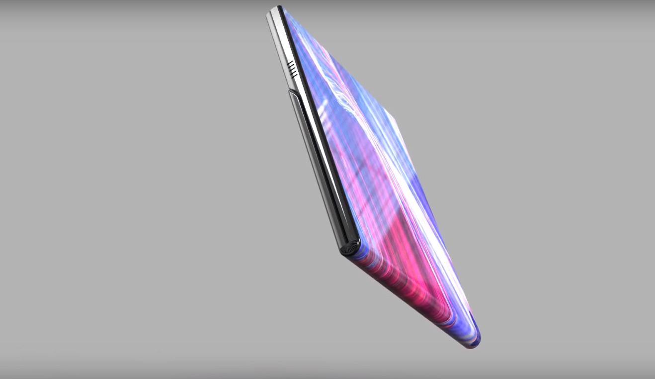Concept Motorola RAZR màn hình gập đẹp mê mẩn, dân mê smartphone phát thèm