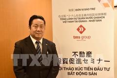 Vietnam real estate market most attractive in Southeast Asia: Japan investors