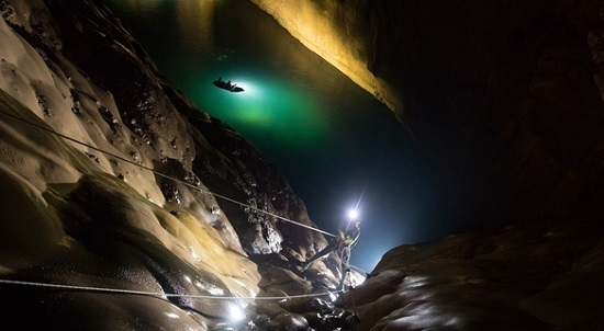 No to cable car to Son Doong Cave, Quang Binh authority says