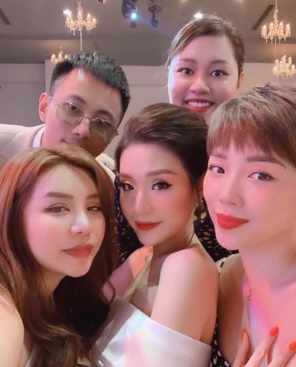 Tóc Tiên,Hoàng Touliver,Rhymastic,JustaTee