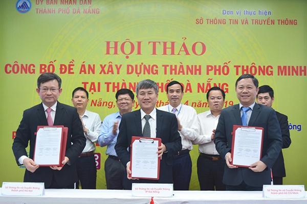 Đà Nẵng,thành phố thông minh,chính quyền điện tử,CMCN 4.0