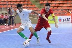 Vietnam in second pot for Asian U20 futsal draw