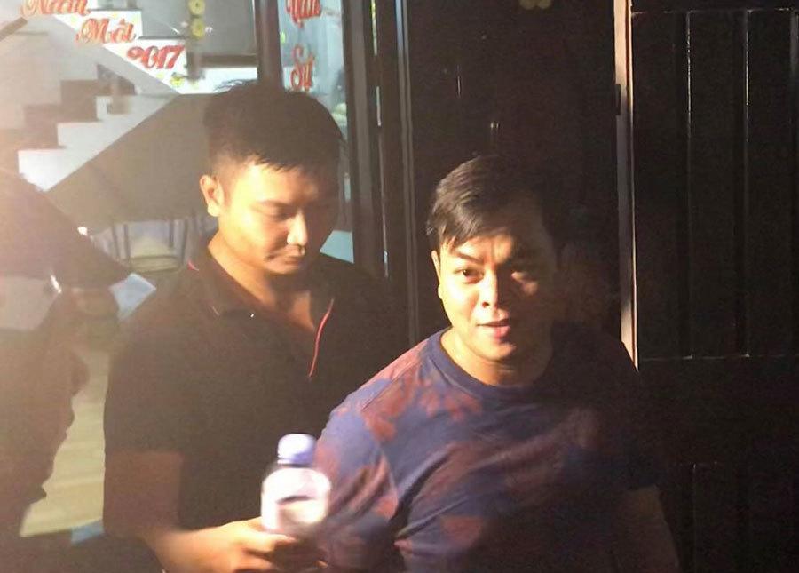 Ông Lê Trương Hải Hiếu nói gì về quán karaoke bay lắc của Phúc XO