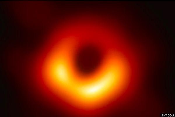 Công bố hình ảnh chưa từng có về hố đen