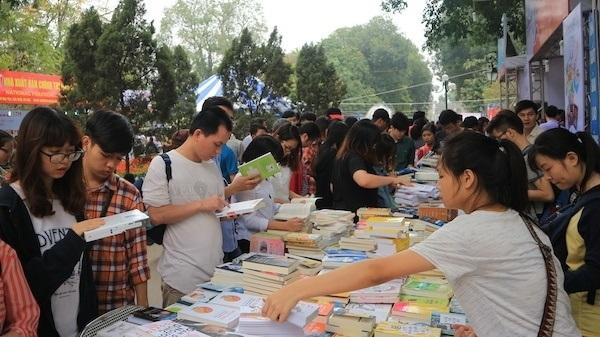 Hanoi Book Festival to honour book value