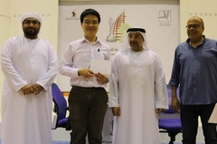 Le Quang Liem finishes third overall at 21st Dubai Open Chess Tournament
