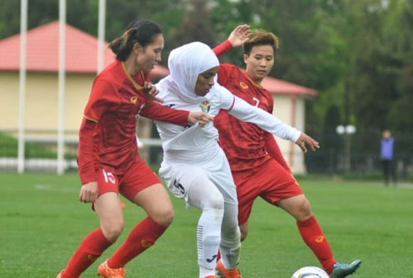 Vietnam qualify for third round of AFC Women's Olympic qualifiers