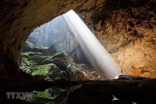 New underground cave found in Son Doong