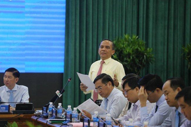 HCMC Real Estate Association,HoREA,Le Hoang Chau,HCM city estate,vn real estate market