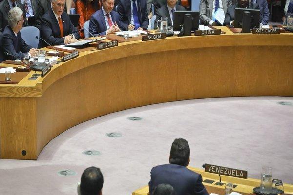 Mỹ đòi trục xuất đại sứ của Venezuela khỏi Liên Hợp Quốc