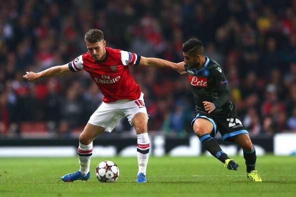 Lịch thi đấu tứ kết Europa League: Arsenal chiến Napoli