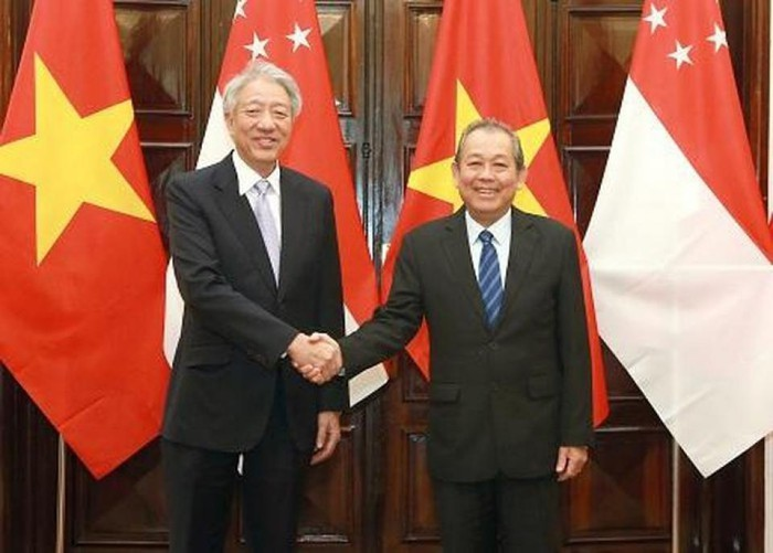Vietnam's diplomatic activities focus on spurring ties with ASEAN member states
