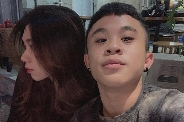 Diễn viên Xuân Tiến khoe bạn gái mới xinh như hot girl, cao hơn cả cái đầu