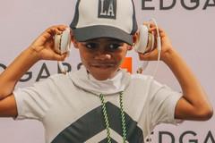Cậu bé Nam Phi là DJ nhỏ tuổi nhất thế giới