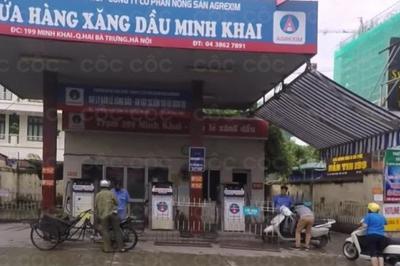Ba nhân viên bán xăng dầu móc túi khách 170 nghìn đồng