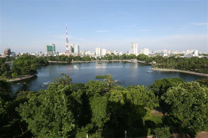 Hanoi – City of lakes