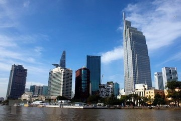 HCM City office rents soar