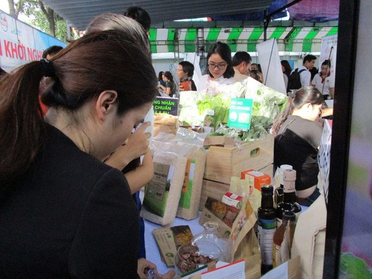 Organic food market faces shortage of customers