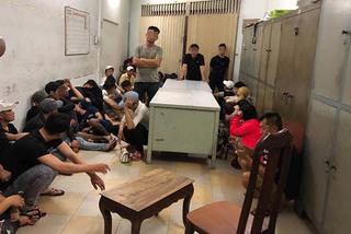 Đột kích vũ trường của dân chơi ma tuý ở trung tâm Sài Gòn