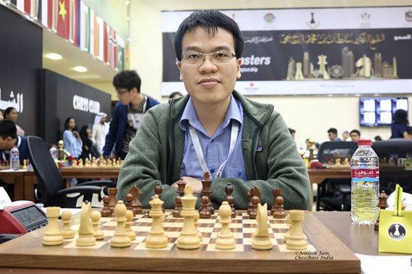 Le Quang Liem returns to list of international super grandmasters