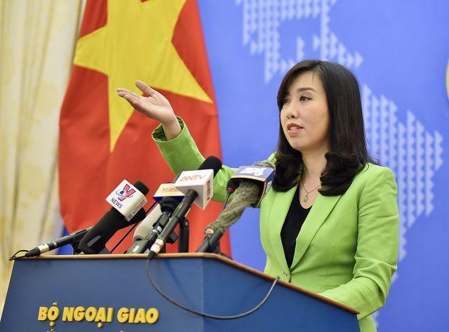 Việt Nam xác minh thông tin Trung Quốc đưa giàn khoan vào Vịnh Bắc Bộ