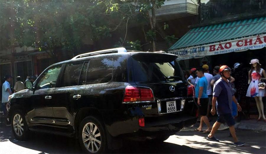 Lái xe Lexus tông chết 4 người đưa tang ở Quy Nhơn là chủ khách sạn lớn
