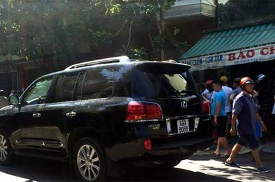 Xe Lexus biển tứ quý tông 4 người chết: Phó Thủ tướng chỉ đạo khẩn