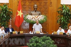 VN Government discuss matters related to BT projects, zoning law